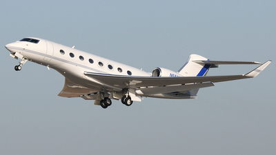 N651XA - Gulfstream G650ER - Private