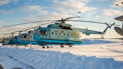 53 - Mil Mi-14PL Haze - Ukraine - Navy