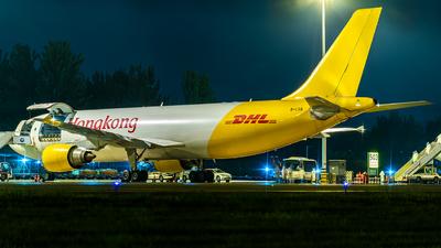 B-LDB - Airbus A300F4-605R - Air Hong Kong