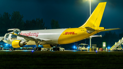 A picture of BLDB - Airbus A300F4605R - DHL - © Lei Juemlam