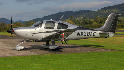 N938AC - Cirrus SR22-GTS Carbon - Private