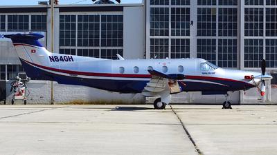 A picture of N84GH - Pilatus PC12/47E - [1544] - © Agustin Anaya