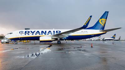 A picture of EIEKL - Boeing 7378AS - Ryanair - © Carlos Miguel Seabra