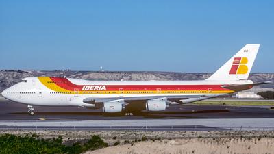 TF-ABP - Boeing 747-267B - Iberia (Air Atlanta Icelandic)