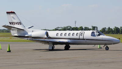 N834QS - Cessna 560 Citation Encore - NetJets Aviation