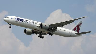 A7-BAA - Boeing 777-3DZER - Qatar Airways