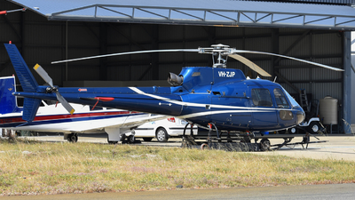 VH-ZJP - Eurocopter AS 350B2 Ecureuil - Private