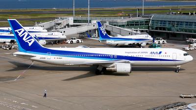 JA610A - Boeing 767-381(ER) - All Nippon Airways (Air Japan)