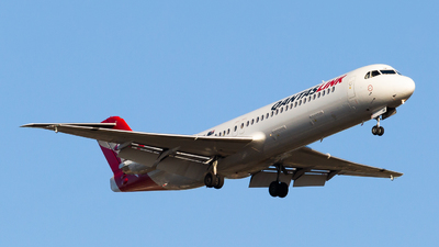 VH-NHK - Fokker 100 - QantasLink (Network Aviation)