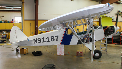 N91187 - Piper PA-18-150 Super Cub - Private