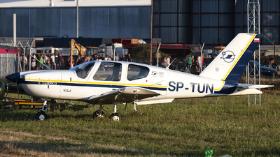 SP-TUN - Socata TB-9 Tampico - OKL - Aviation Training Centre of Rzeszow Technical University
