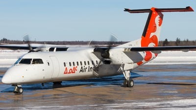 C-FYAI - Bombardier Dash 8-314 - Air Inuit