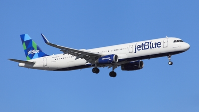 N905JB - Airbus A321-231 - jetBlue Airways