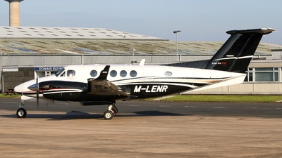 M-LENR - Beechcraft B200GT King Air 250 - BAe Systems