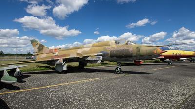 613 - Sukhoi Su-22M4 Fitter K - German Democratic Republic - Air Force