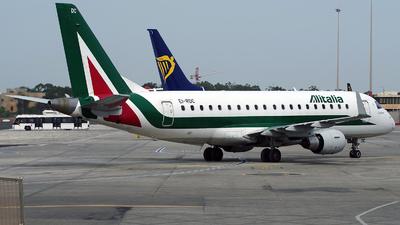 EI-RDC - Embraer 170-200STD - Alitalia CityLiner