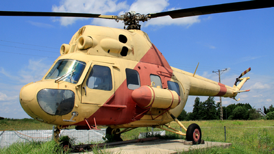 SP-SAS - PZL-Swidnik Mi-2 Hoplite - Private