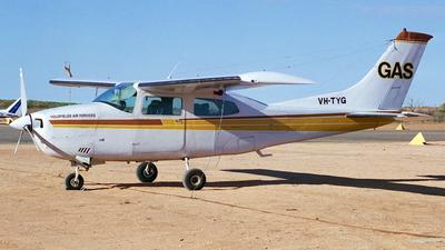 VH-TYG - Cessna 210M Centurion - Goldfields Air Services