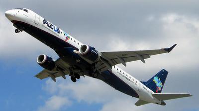 PR-AYI - Embraer 190-200IGW - Azul Linhas Aéreas Brasileiras