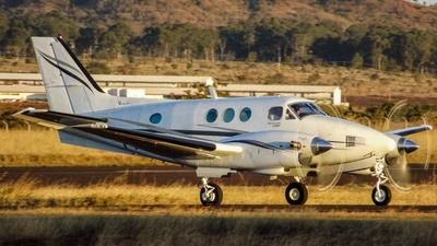 PT-OEP - Beechcraft C90-1 King Air - Private