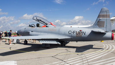 C-FUPN - Canadair CT-133 Silver Star - Private