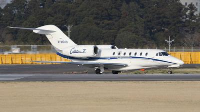 M-MOON - Cessna 750 Citation X - Private