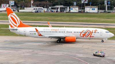 PR-GGT - Boeing 737-8EH - GOL Linhas Aereas