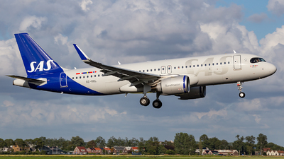 SE-ROL - Airbus A320-251N - Scandinavian Airlines (SAS)