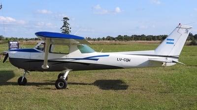 LV-CQW - Cessna 150 - Private