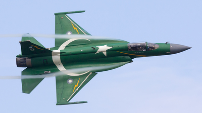 12-138 - Pakistan JF-17 Thunder - Pakistan - Air Force
