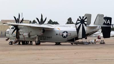 162147 - Grumman C-2A Greyhound - United States - US Navy (USN)