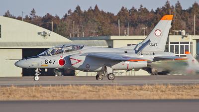 06-5647 - Kawasaki T-4 - Japan - Air Self Defence Force (JASDF)