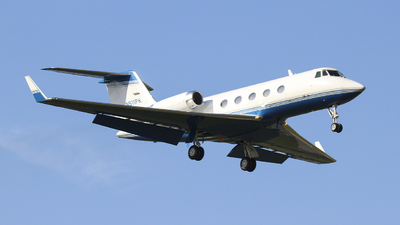 N511PK - Gulfstream G-IIB - Private