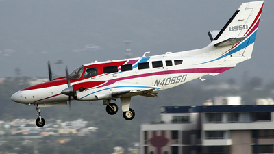 N406SD - Reims-Cessna F406 Caravan II - Private