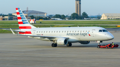 A picture of N118HQ - Embraer E175LR - American Airlines - © TasKforce404-HK416