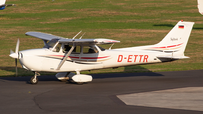 D-ETTR - Cessna 172R Skyhawk II - Aviation Training & Transport Center