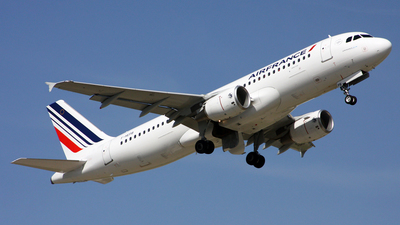 F-HEPB - Airbus A320-214 - Air France