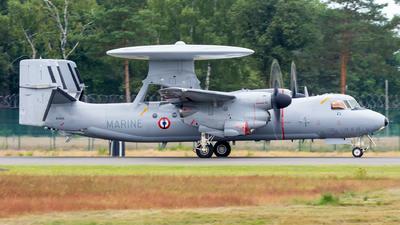 1 - Grumman E-2C+ Hawkeye 2000 - France - Navy