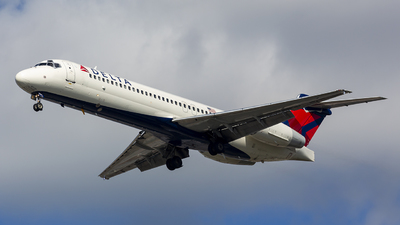 N950AT - Boeing 717-2BD - Delta Air Lines