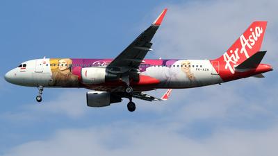 PK-AZN - Airbus A320-216 - Indonesia AirAsia