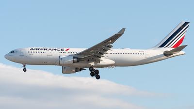 F-GZCA - Airbus A330-203 - Air France