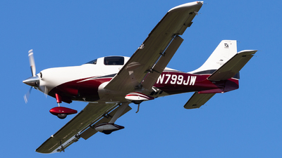 N799JW - Cessna T240 Corvalis TTX - Private