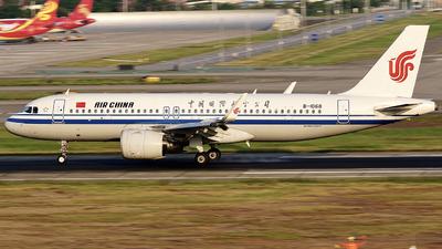 B-1068 - Airbus A320-271N - Air China