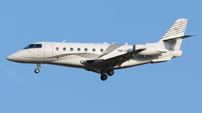 YR-TII - Gulfstream G200 - Tiriac Air
