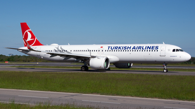 A picture of TCLSF - Airbus A321271NX - Turkish Airlines - © PAUL LINK