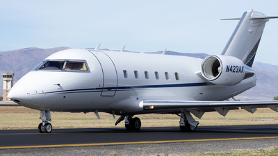 N423AK - Bombardier CL-600-2B16 Challenger 601 - Private