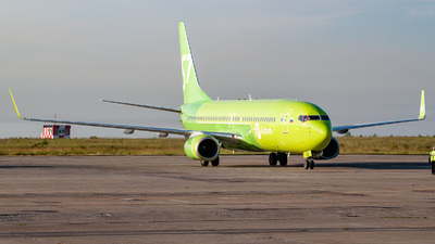 A picture of VQBRQ - Boeing 7378LP - S7 Airlines - © Jan Syrbo