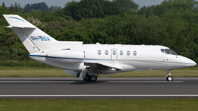 9H-BSA - Hawker Beechcraft 750 - Hyperion Aviation