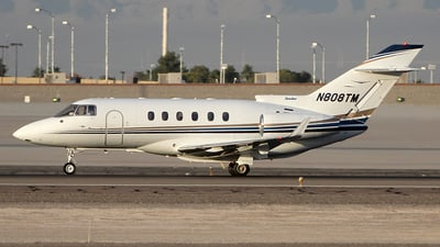 N808TM - Raytheon Hawker 800XP - Private