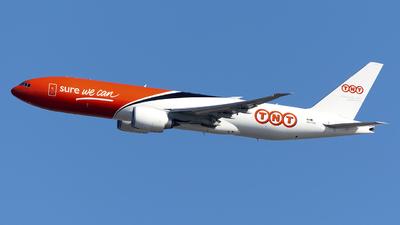 OO-TSB - Boeing 777-FHT - TNT Airways